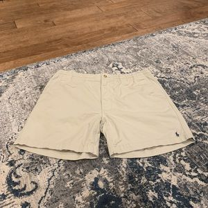 "Polo Classic fit 6"" Prepster shorts SZ L"